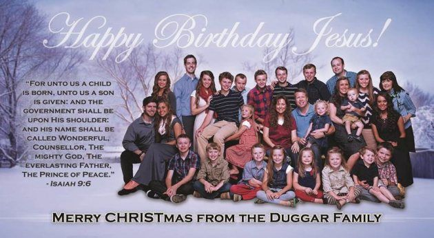 Duggar Family Blog: Updates and Pictures Jim Bob and Michelle Duggar 19 Kids and Counting: Merry Christmas from the Duggars
