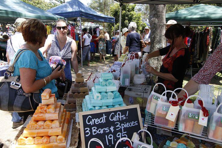 Harbourside Markets | Coffs Coast every sunday
