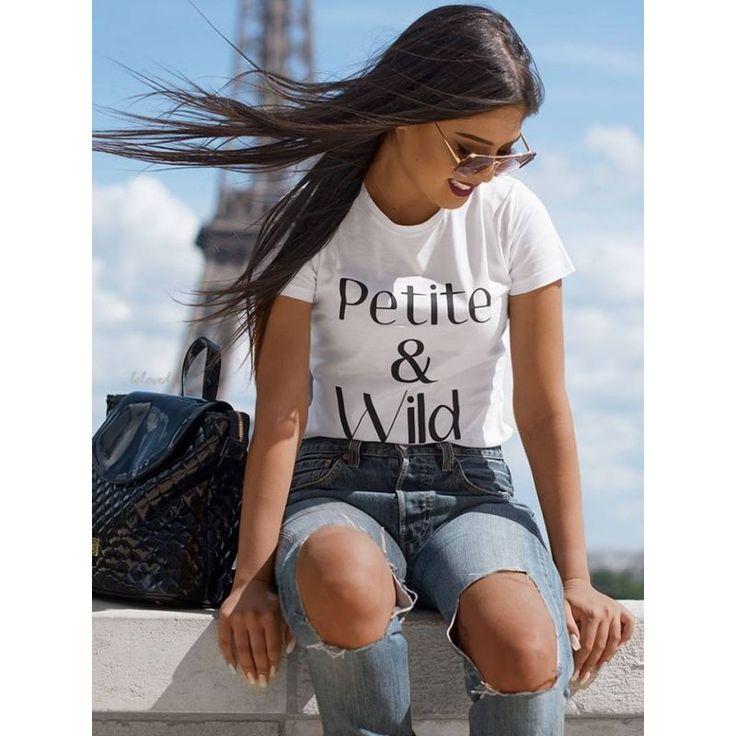 Petite & Wild T-Shirt