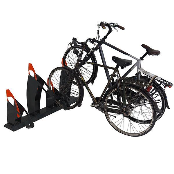 FalcoTumbler is een gepatenteerd fietsparkeersysteem.