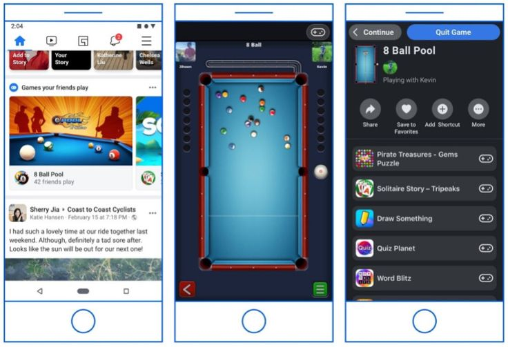 Instant Games will migrate from Messenger to Facebook and Facebook Gaming tab