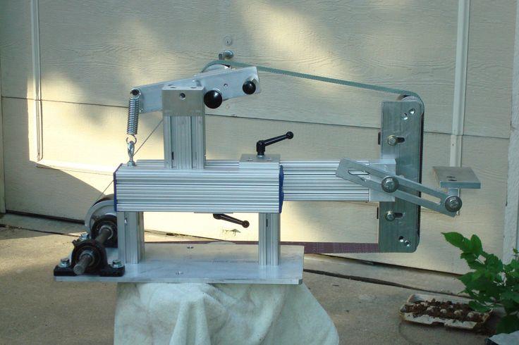 2x72 Belt Grinder Knife Making Fabricatio Knife Making