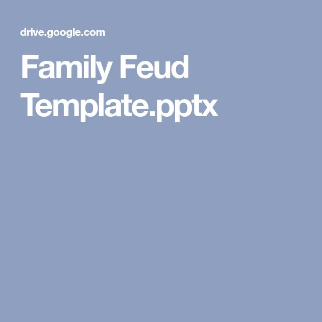 family feud template christmas family feud trivia powerpoint game, Modern powerpoint