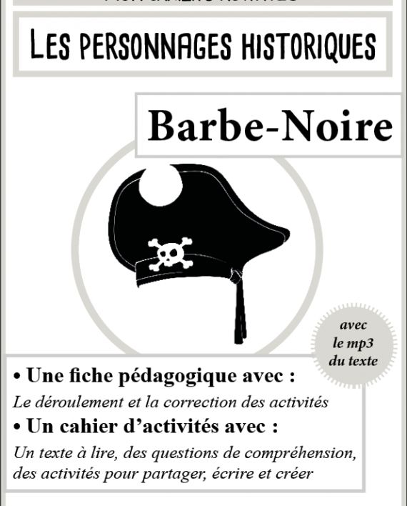 Barbe-Noire | Mondolinguo - Français