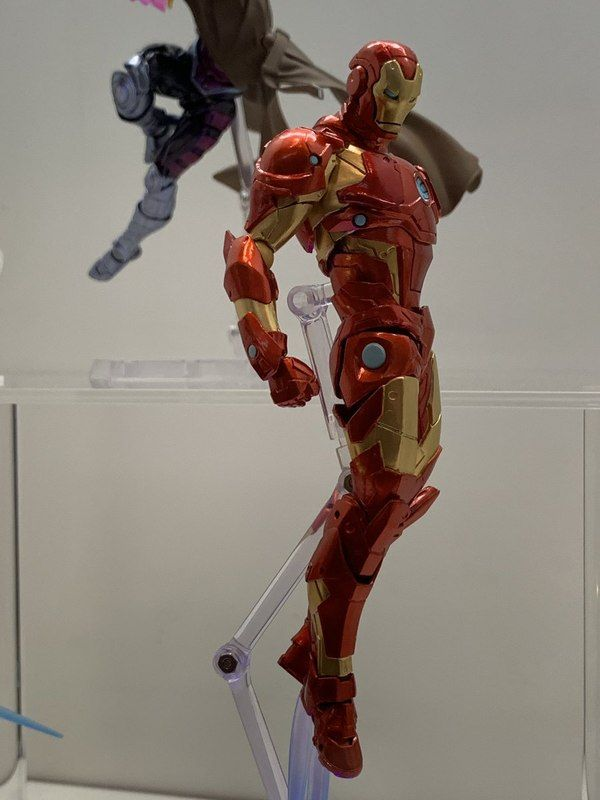 Wf2019w Amazing Yamaguchi Revoltech Bleeding Edge Armor Iron Man Images Iron Man Man Images Iron Man Armor