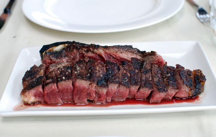Steak steak steak at Asador Etxebarri | NY Food Journal