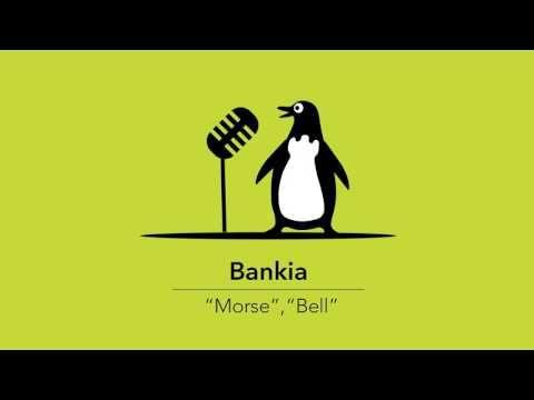 """""""Morse"""" y """"Graham"""", campaña de radio de Pingüino Torreblanca para Bankia - YouTube"""