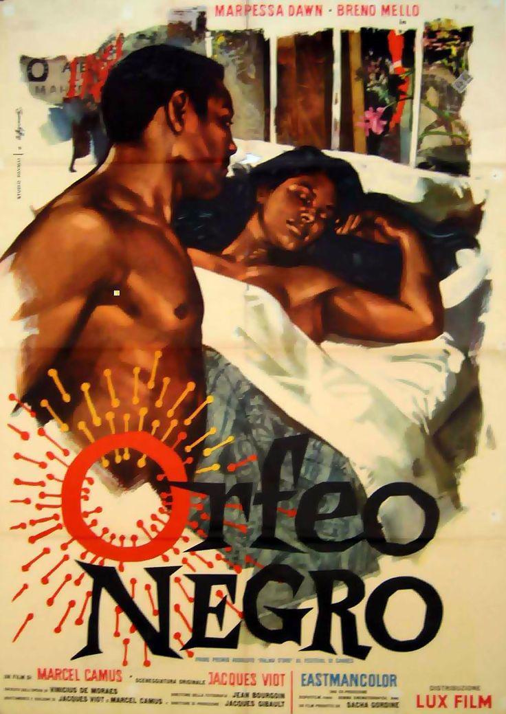 ORFEO NEGRO (Marcel Camus, 1959)