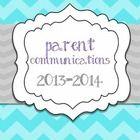This binder packet includes tools  to keep track of parent communication!  It includes Binder cover Parent Questionnaire for student Student inform...