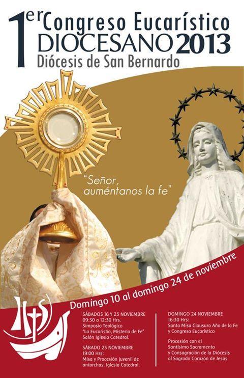 1° Simposio Teológico San Bernardo