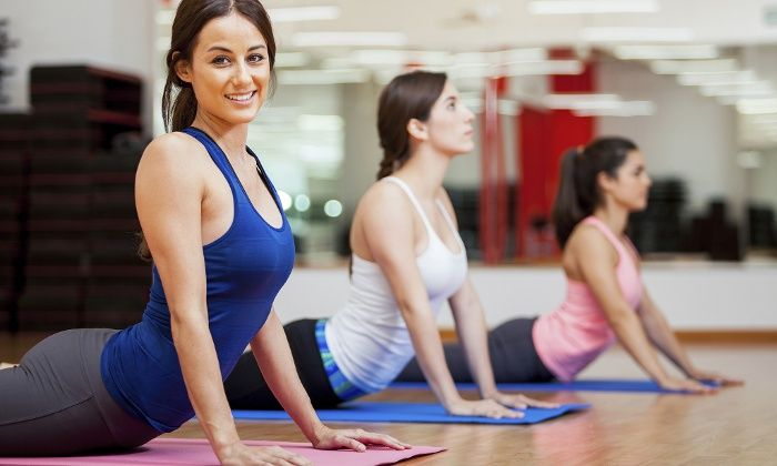 30-Class Fitness Pass - Yoga & Fitness Passport | Groupon