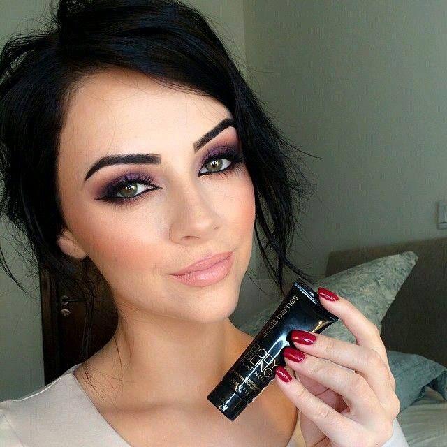 maquillaje para cabello