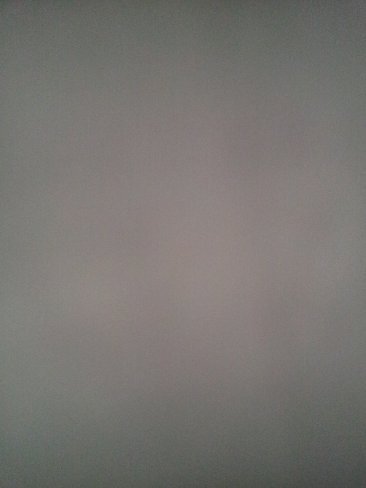 Colour Series: Grey Fog
