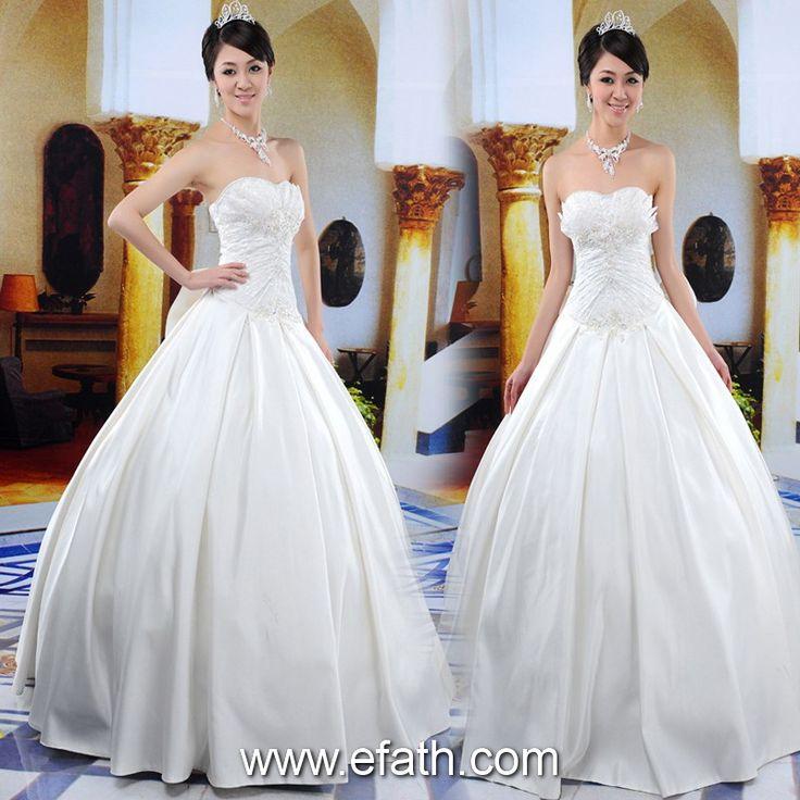 8 Best Korean Modern Wedding Dress Images On Pinterest