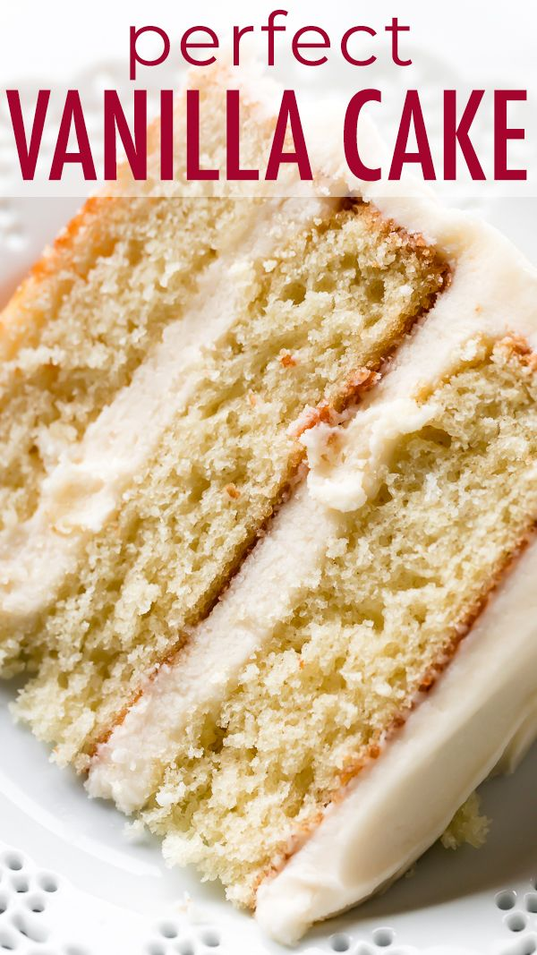With its outstanding vanilla flavor, pillowy soft crumb, and creamy vanilla butt…