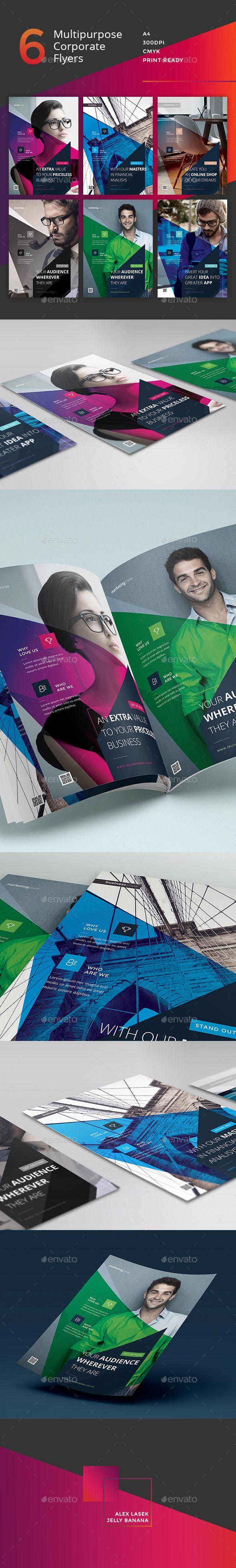 22 best Graphic Design Templates images on Pinterest