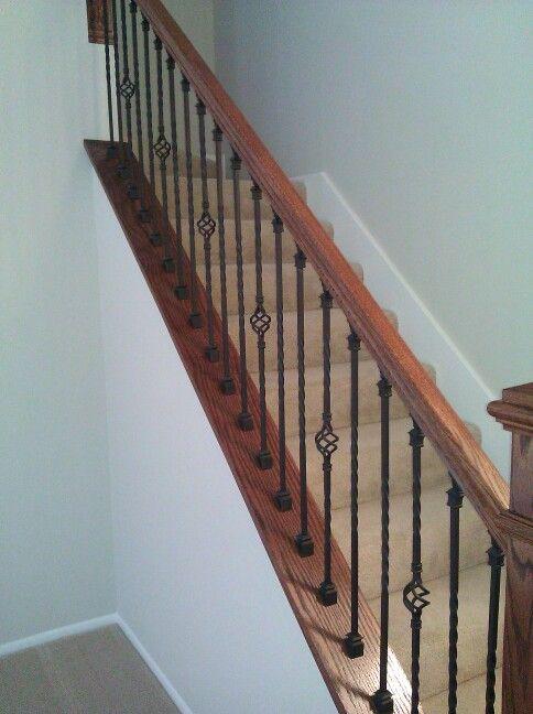 17 Images About Handrail Ideas On Pinterest Paint