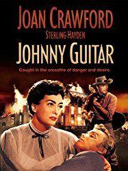 Joan Crawford, Sterling Hayden, and Ben Cooper in Johnny Guitar (1954)