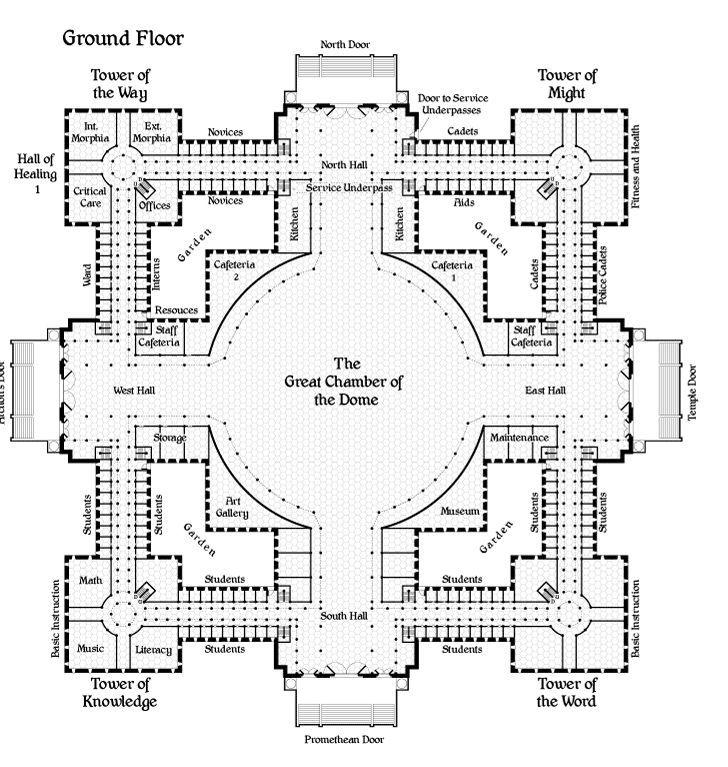 Image Result For Walking Dead Prison Floor Plan M Amp M Map