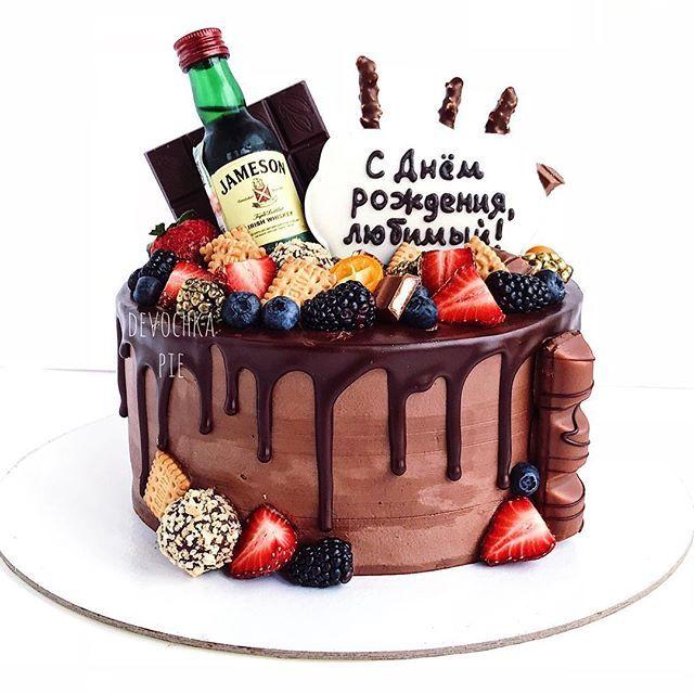 торт любимому мужу на день рождения картинки продаже участок