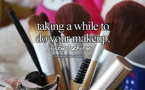 Perfection takes time! #just girly things