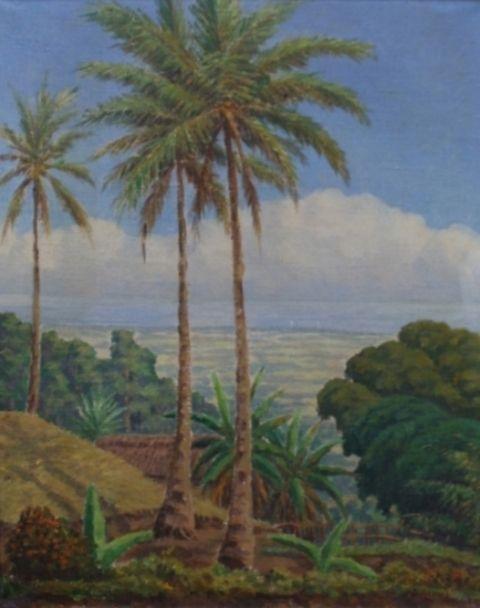 Arthur Eland - Noord-Bali