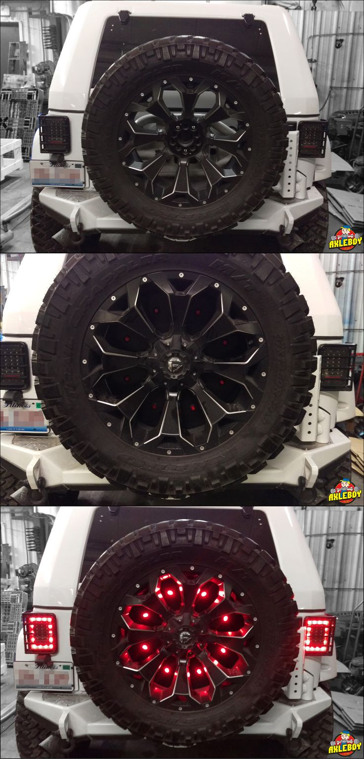 It's the little things that make each Jeep unique.
