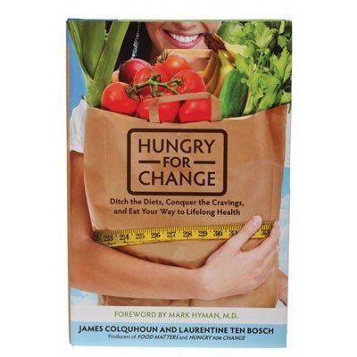 HUNGRY FOR CHANGE - James Colquhoun