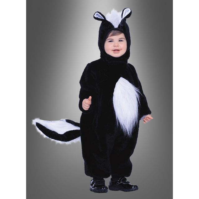 Forum Novelties Black u0026 White Plush Skunk Dress-Up Outfit - Kids  sc 1 st  Pinterest & 11 best Halloween costume images on Pinterest | Carnival Halloween ...