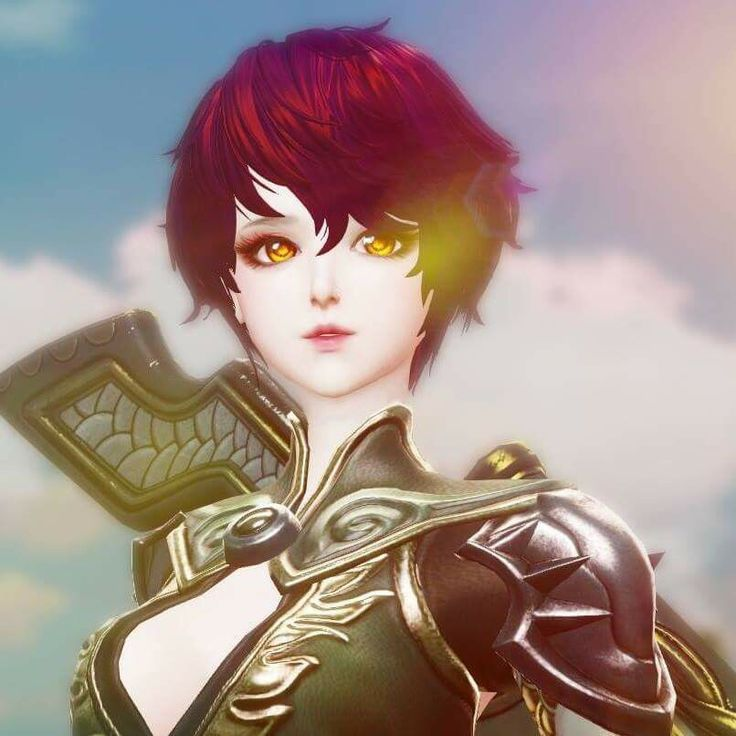 Kuroyuki - Revelation online - gunslinger (yes. I'm the owner of this picture and this game character)