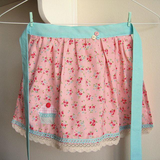 Vintage style apron...