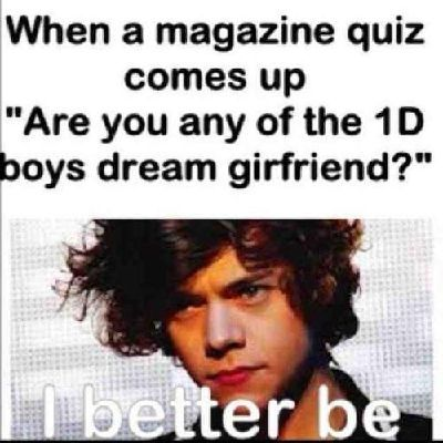which 1d girlfriend are you quiz quotev