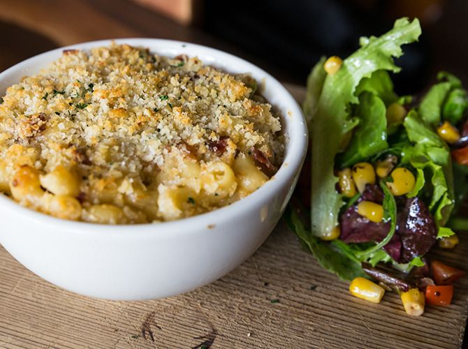 Best Mac & cheese in Vancouver