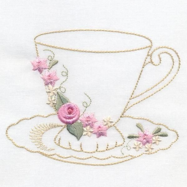 Victorian Tea Party - Artistic Designs | OregonPatchWorks