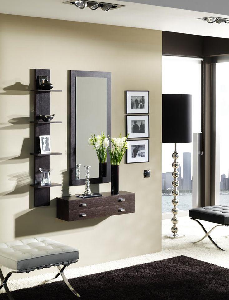 Mueble Recibidor Moderno   51 REC MOD 05