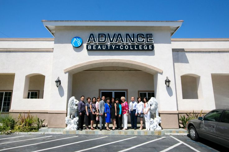 college of beauty in Orange country