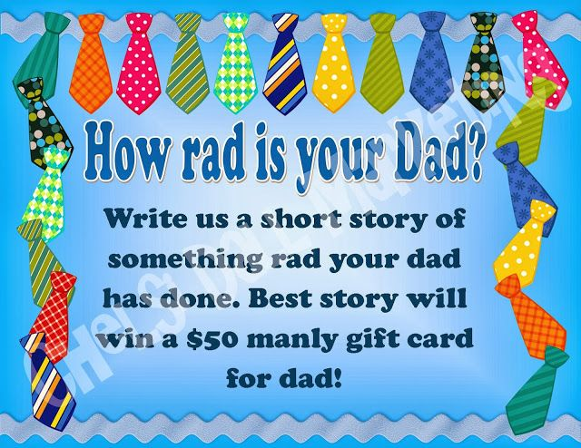 June Lobby Contest by Chelsi Dall https://www.facebook.com/watsonortho Father's Day Contest