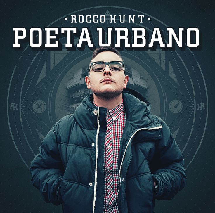 Rocco Hunt / Poeta Urbano cover