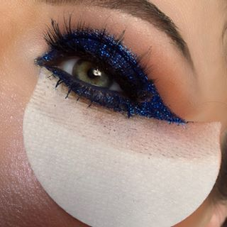 These Shadow Shields will protect your under-eye area from eye shadow dust and help give you a perfect shadow line. | 17 Things Everyone Who Is Bad At Makeup Needs To Own