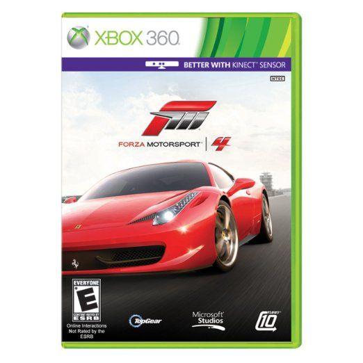 Amazon.com: Forza Motorsport 4 - Xbox 360: Video Games