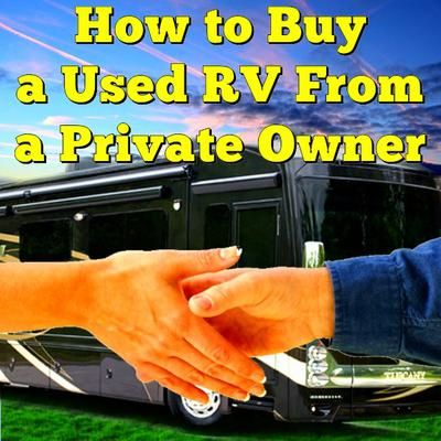 How to Buy a Used RV From a Private Owner: We are looking at a 1998 Newmar diesel pusher. I read your article about your wife and negotiating. Do you think -20% from the owners asking price is unreasonable?
