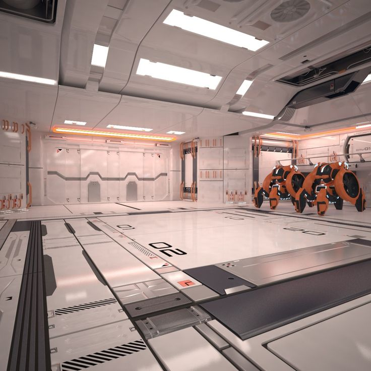 9 best scifi hangar 3d model cermaka images on pinterest for 3d wallpaper for hall