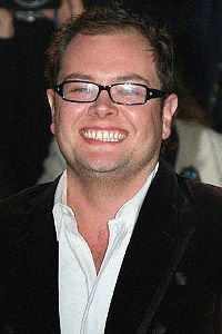 Made in the UK - Alan Carr, comedian and chat show host