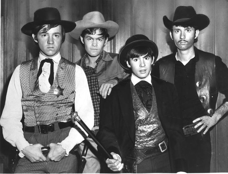 """""""Here we come, walking down the street..."""" It was 51 years ago today, NBC's Emmy Award-winning comedy series """"The Monkees,"""" starring Micky Dolenz, Davy Jones, Mike Nesmith and Peter Tork as a struggling pop band kicked off its two-year run. Do you remember watching the premiere? Photo from the L.A. Times files."""