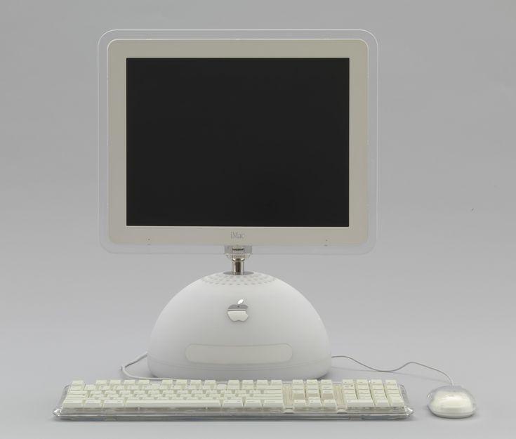 Jonathan Ive, Apple Industrial Design Group. iMac G4 Desktop Computer. c. 2001