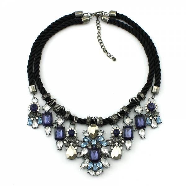 #collier #bohême #vintage - Boutique #Sochic #Disponible ici >