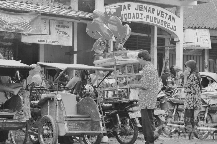 Pasar Jenar Wetan Purworejo Masih Tradisional • #FasilitasUmum   PasangMata