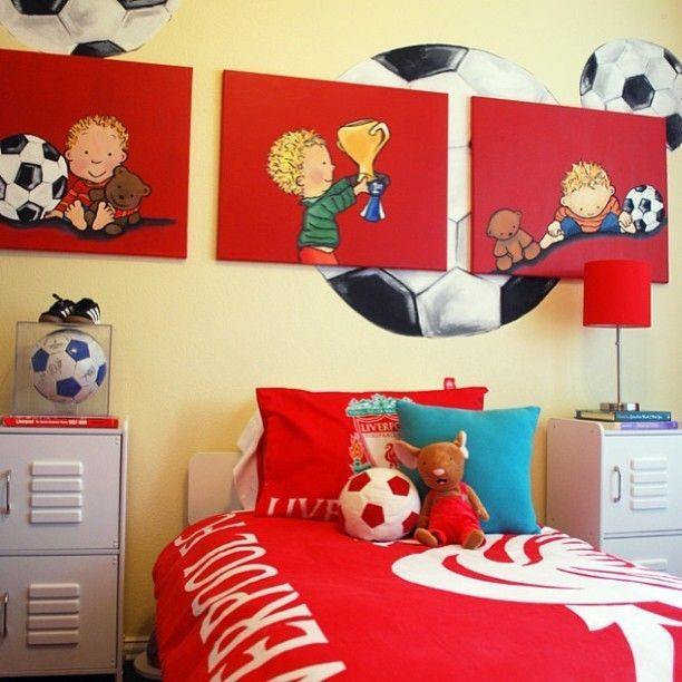 soccer decorations for bedroom the 25 best ideas about soccer themed bedrooms on 17364