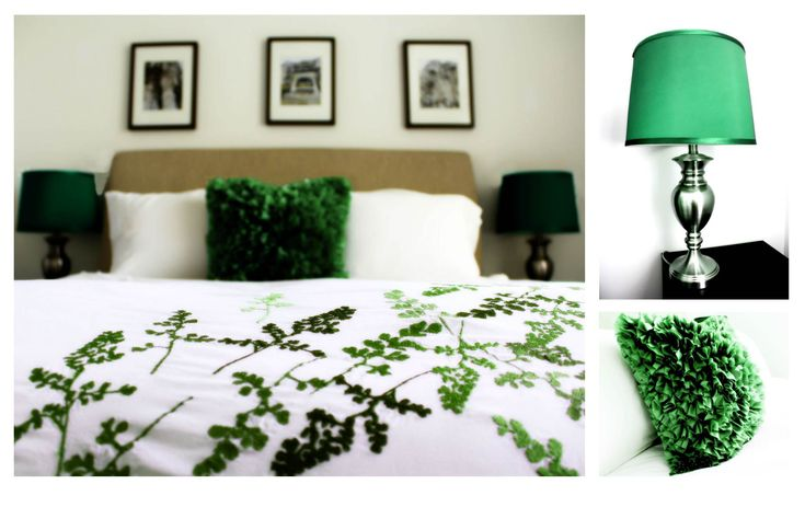 Bedroom Ideas In Green