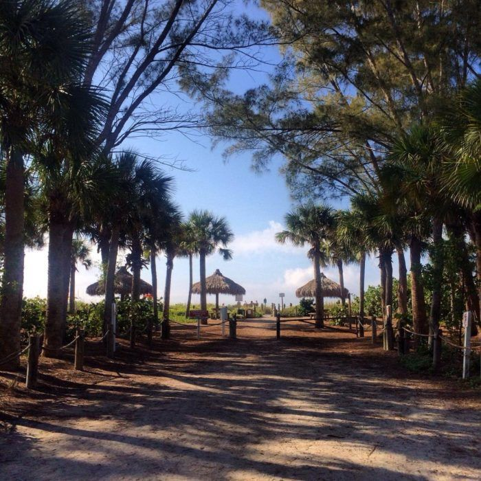 8 Spectacular Spots In Florida Where You Can Camp Right On The Beach